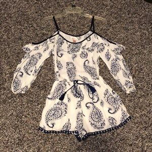 Dresses & Skirts - Paisley romper